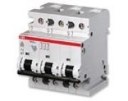 ABB автоматический выключатель 3 полюсный S283 100А  6кА
