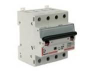 автоматический выключатель legrand 4 полюса 16 A 4M  тип С   6 кA 407305