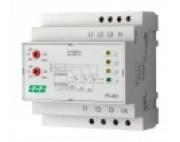 автоматическое переключение фаз F&F PF-451 16а/400в