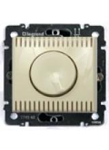 Legrand Valena Светорегулятор поворотный 100 - 1000 Вт Белый 770060