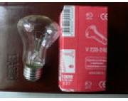 Лампа накаливания 40вт Е27