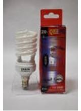 лампа энергосберегающая спираль 15вт 2700к Е-14 (109*45)