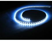 светодиодная лента холодный белый 4,8 вт 60 диодов в метре 210lm