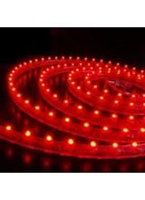 светодиодная лента красная 4,8 вт 60 диодов в метре 210lm