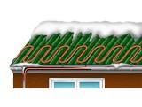 Обогрев труб, крыши, водостоков