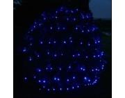 Светодиодная гирлянда сеть 2*4м,синий